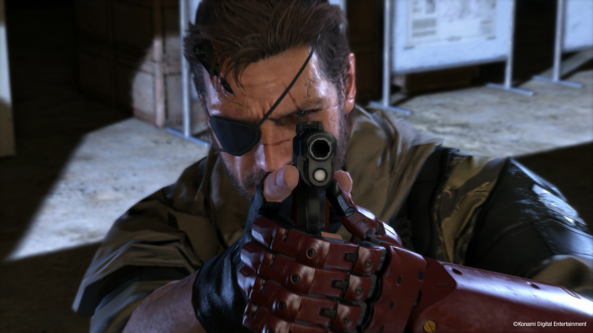 Metal Gear Solid V: The Phantom Pain – new launch trailer, companion app announced