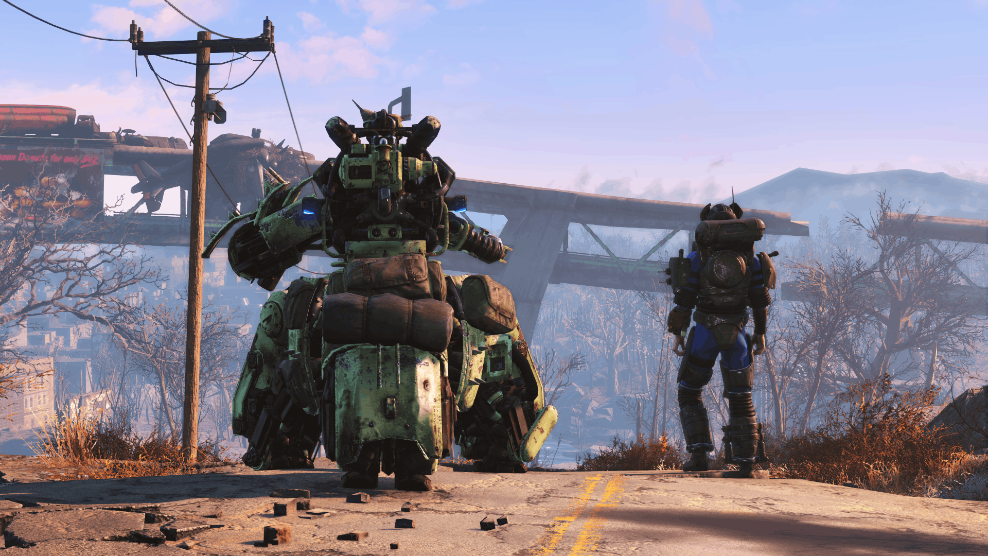 Fallout 4 – DLC revealed