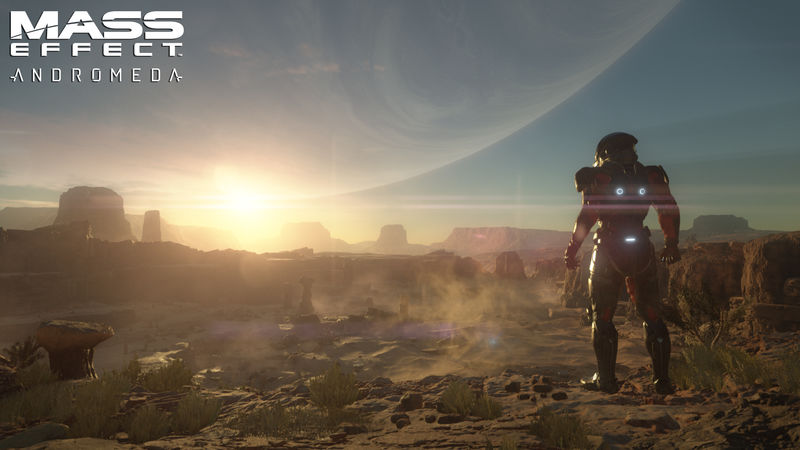 Mass Effect: Andromeda – Possible release date revealed