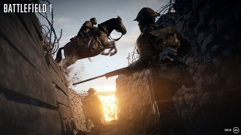 Battlefield 1 – November update available