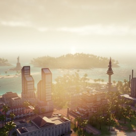 Tropico 6: Unreal Engine 4 Makes the Game Live