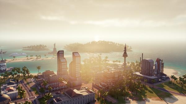 Tropico 6: Unreal Engine 4 Makes the Game Live