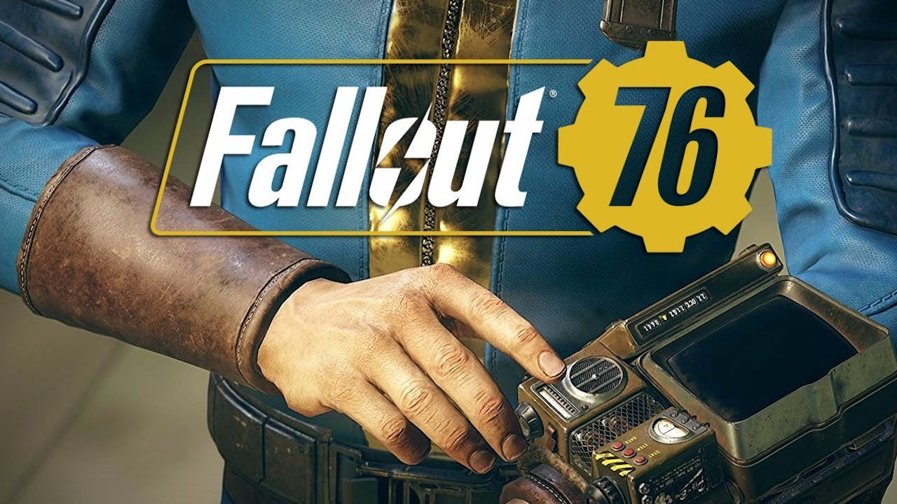 Fallout 76–Struggle and Get Victory in Reclamation Day, 2102